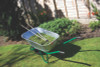 The Invincible Galvanised Wheelbarrow - 175kg / 120 Ltr -