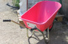 Big Mucker 100 Ltr / 120 Kg Wheelbarrow - Pink