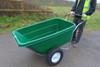 Bristol Tool Company Large Green Wheelbarrow - 300 Ltr / 250kg