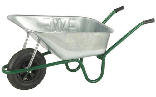 The Professional Galvanised Wheelbarrow - 120 Ltr / 150Kg
