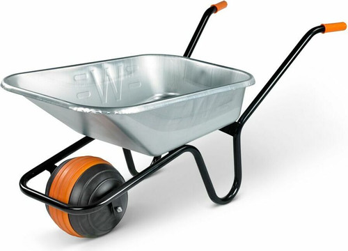 Walsall Duraball Galvanised Wheelbarrow