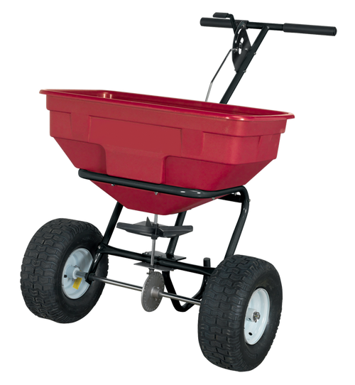Broadcast Salt/Seed/Fertiliser Spreader - 57Kg Capacity