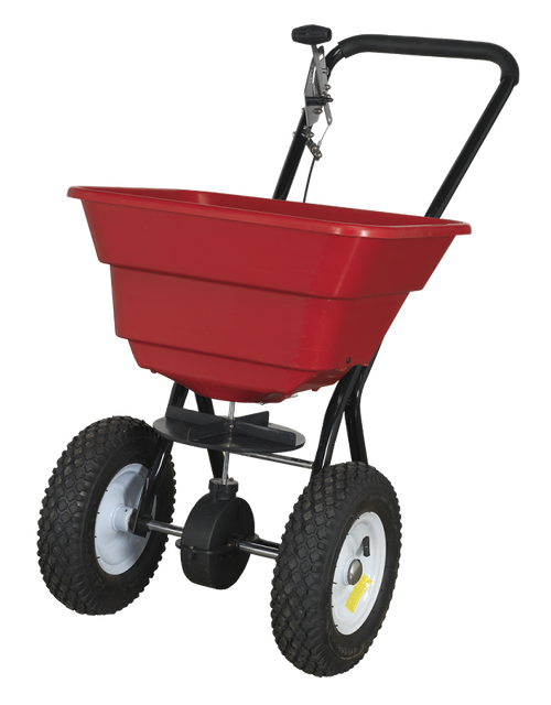 Broadcast Salt/Seed/Fertiliser Spreader - 37Kg Capacity