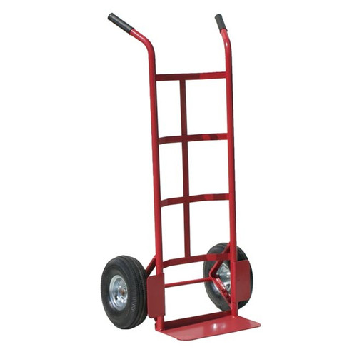An image of 200kg Capacity Pneumatic Wheel Hand Truck