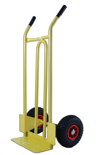An image of 200kg Solid Toe Hand Truck