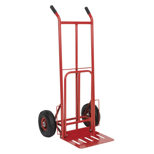 An image of CST990 Folding Toe Hand Truck Heavy Duty