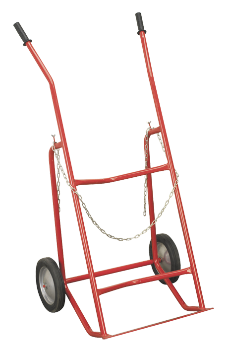 An image of Drum Handling Trolley 48gal/205ltr