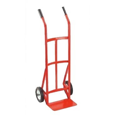 An image of Solid Wheel 150kg Capacity Hand Truck