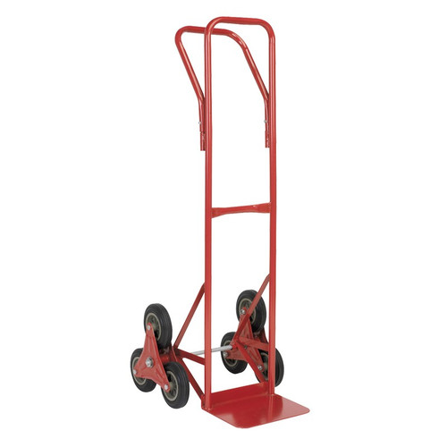 An image of Twin Handle Stair Climber Hand Truck - 150 Kg Capacity