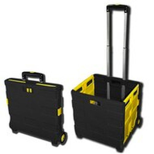 An image of Folding Box Cart  - 35Kg Capacity