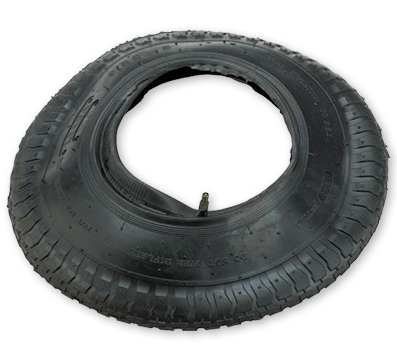 An image of Tyre and Inner tube set for Walsall Wheelbarrows