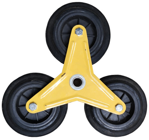 An image of Stairclimber Truck Tri-Wheels 2cm