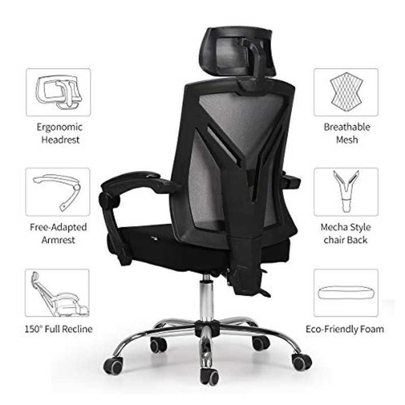 All About the Ergonomic Office Furniture Craze