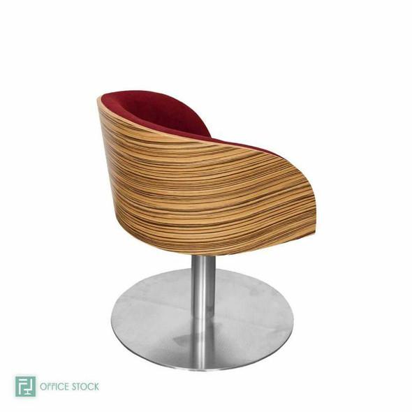 Paris Tub Chair Wooden Back