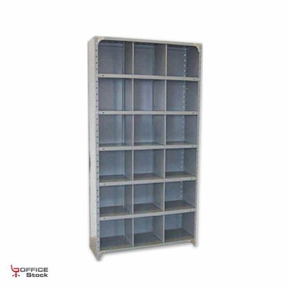 Steel Pigeon Hole 18 Compartment