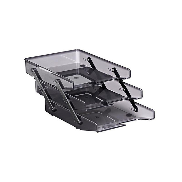 Rainbow Cantilever Letter Tray 3-Tier