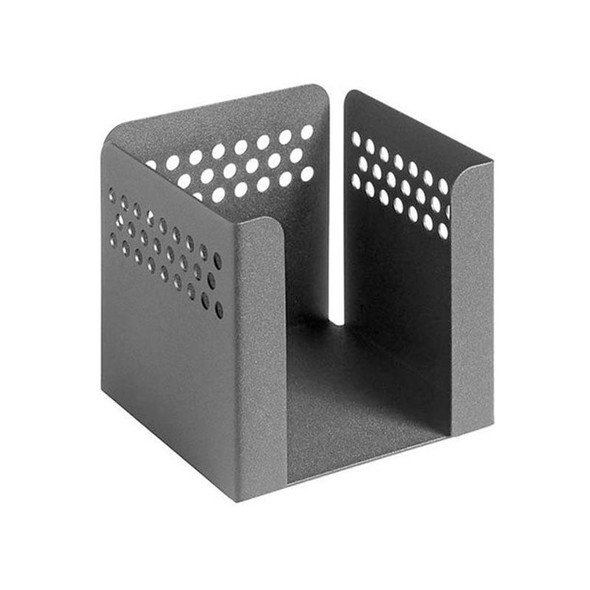 Perforated Paper Cube Holder