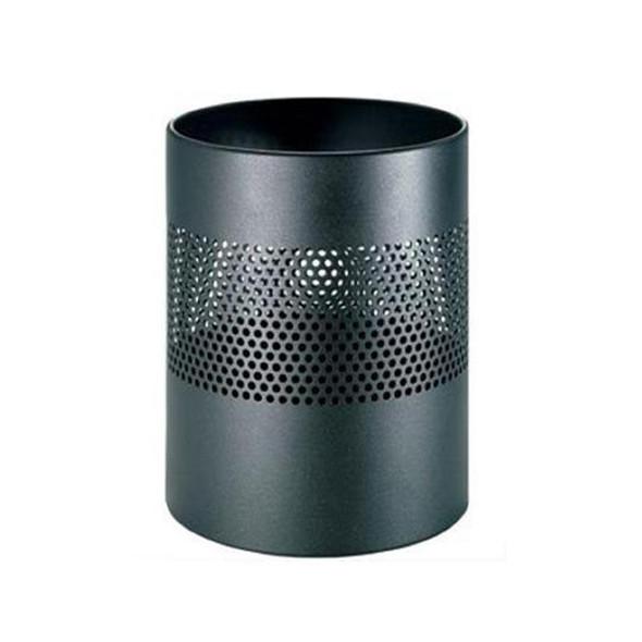 Perforated Steel Wastepaper Bin