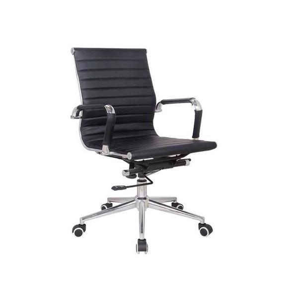 Classic Eames Medium-back Chair