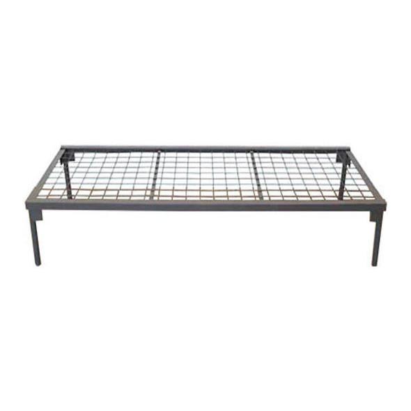 Divan Steel Bed Single