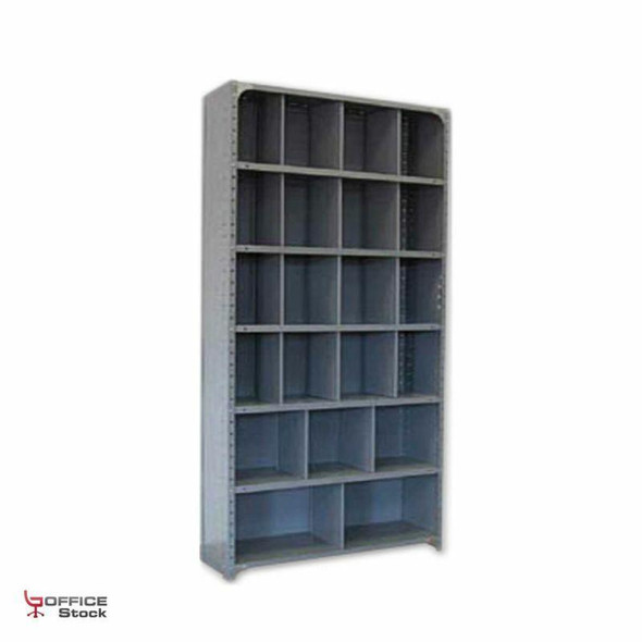Steel Pigeon Hole Unit - 21 Compartment
