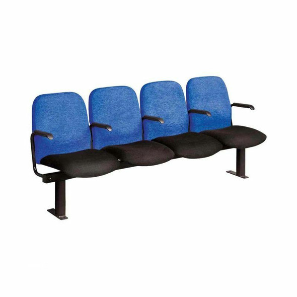 Auditorium Seating Range 2A with Tip up Seats and Arms