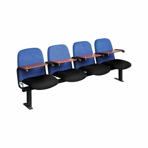 Auditorium Bench Tip UP Seats with Writing Tablet