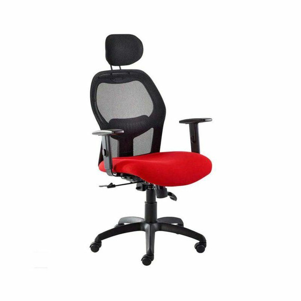 XC6 Xenon Netted Synchro High-back Chair