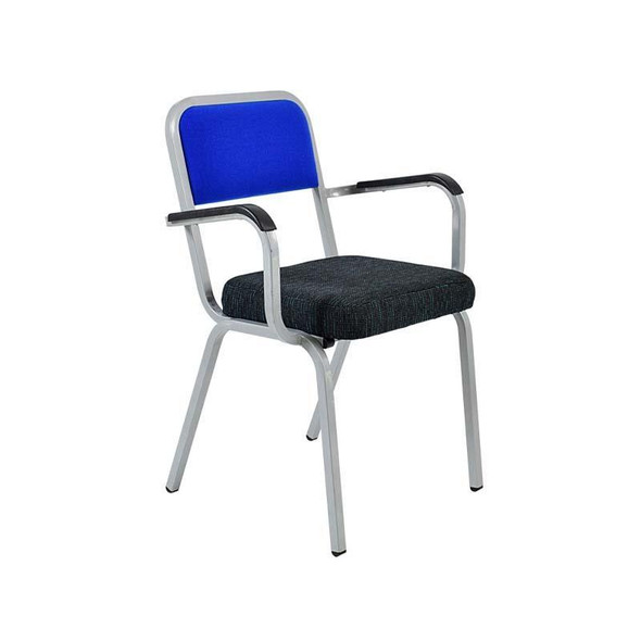 Rick Stacker Chair with Arms