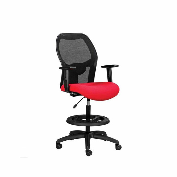 XC9 Xenon Netted Draughtsman Chair