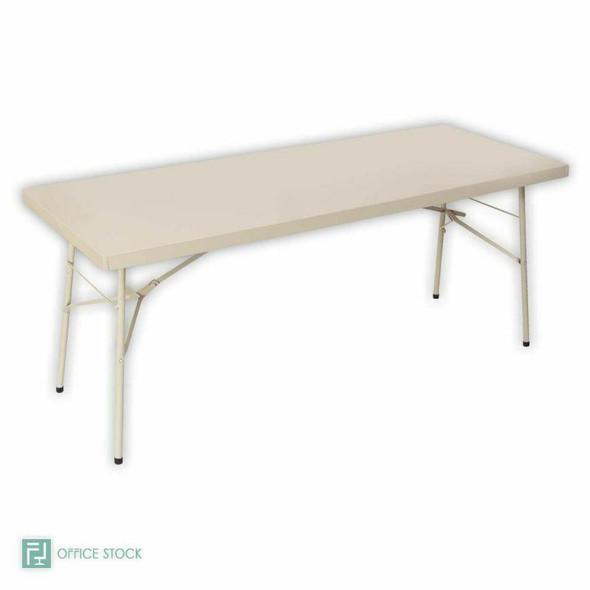 Steel Folding Canteen Table