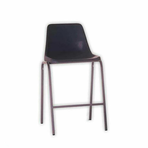 Poly Shell Operators Chair with Fixed Height