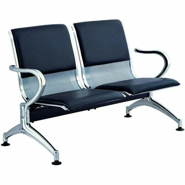 2-Seater Heavy Duty Airport Bench