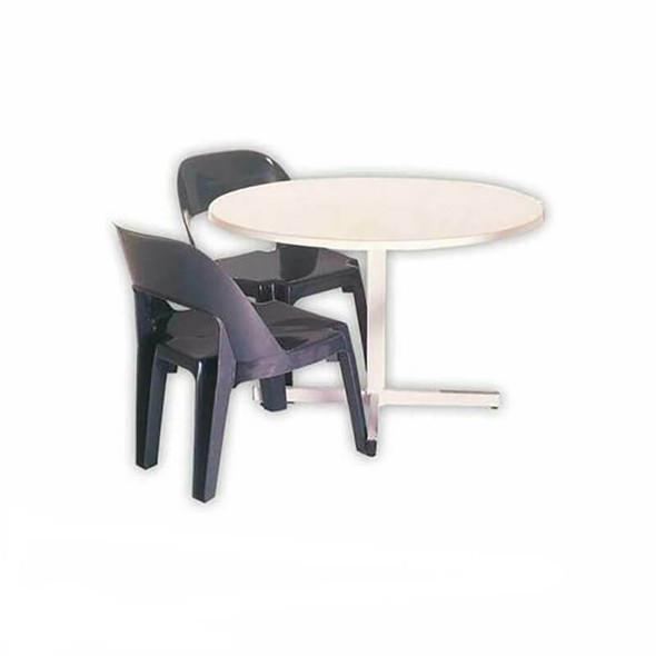 Round Canteen Fibreglass Table