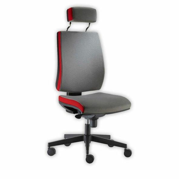 Slimline High-back Chair with Headrest