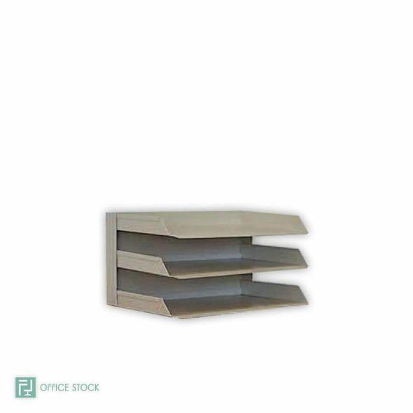 Steel Three Letter Tray