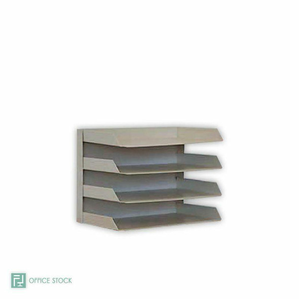 Steel Four Letter Tray