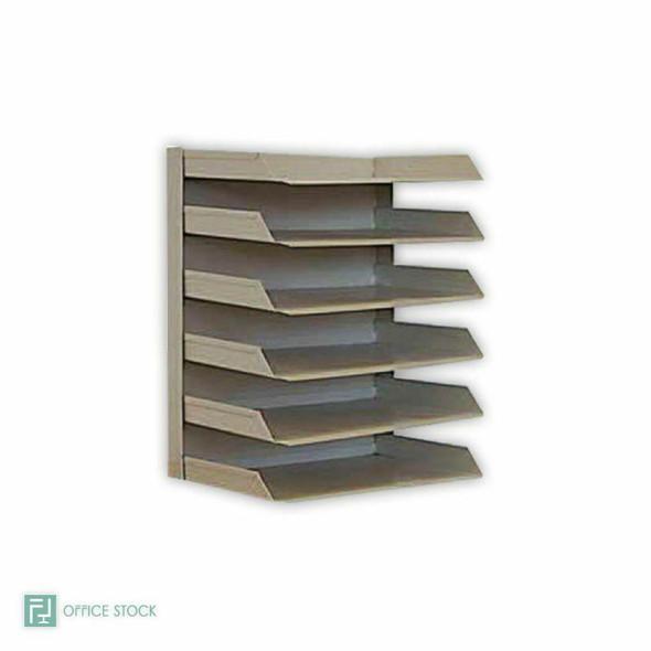 Steel Six Letter Tray