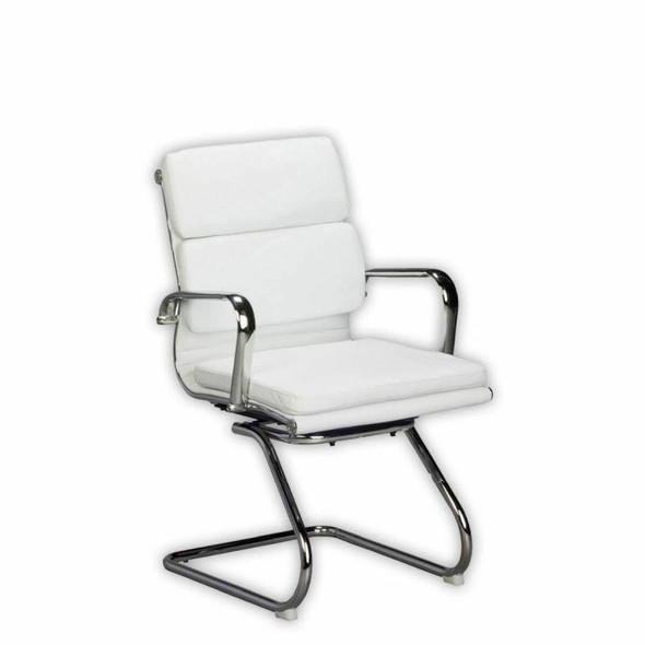 Classic Eames Cushion Visitor Chair