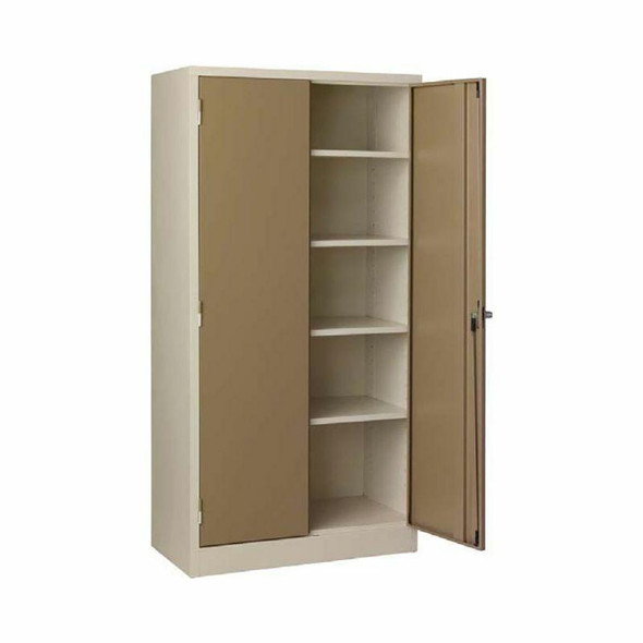 6 x 3 Steel Stationery Cupboard