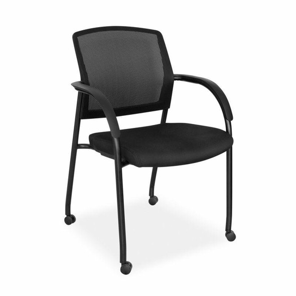 Razz Visitor Chair with Castors