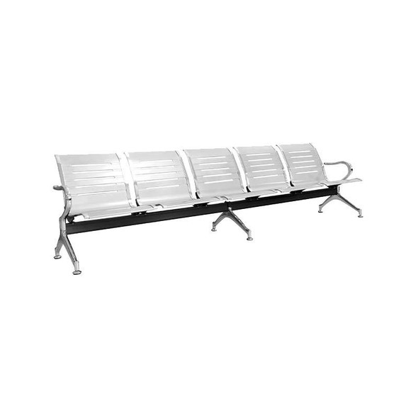5 Seater Express Airport Bench