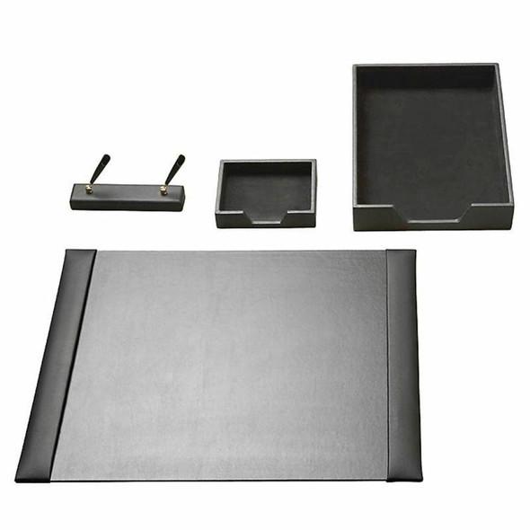 Execute Leather Desk Set