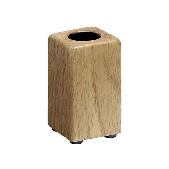 Executive Solid Wood Gem Clip Holder