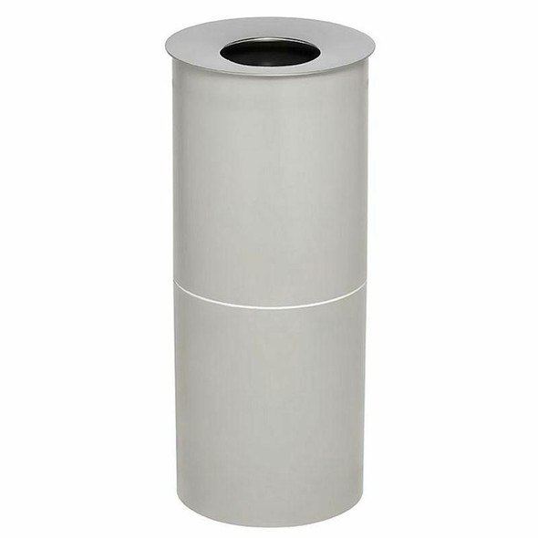 Standing Ashtray With Stainless Steel Top