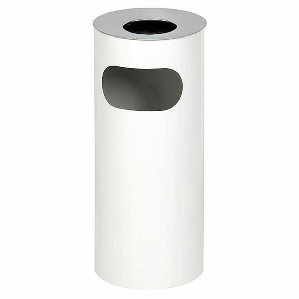 Standing Ashtray Litter Bin Solid