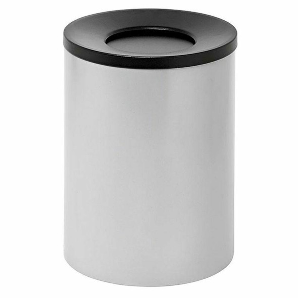 Wide Solid Litter Bin