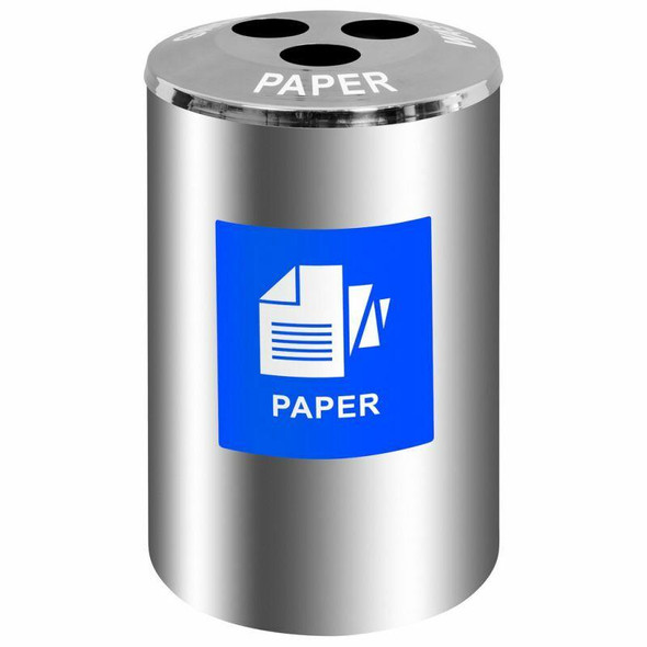 3 Division Recycle Large Bin