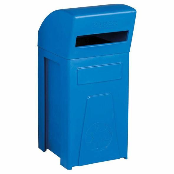 Modulus Plastic Recycle Bin Body Only