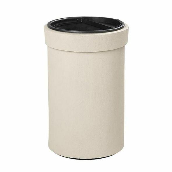 Eco Fibre Round Litter Bin